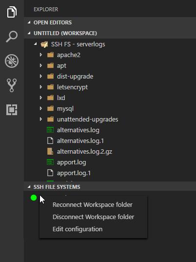 لیست فایل های موجود در سرور